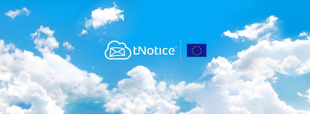 tNotice Certificata Conforme al Reg. UE n. 910/2014 Servizio Elettronico di Recapito Certificato Qualificato